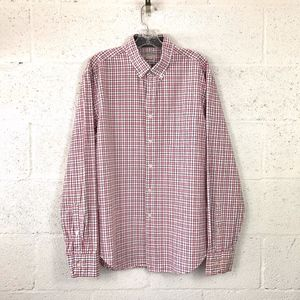 J.Crew Pleated Shirt. Style# 78017. Size: L